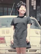 大学卒業時の村山明子